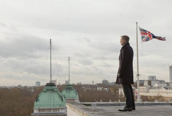 """007: Координаты """"Скайфолл"""" - Фото №17"""