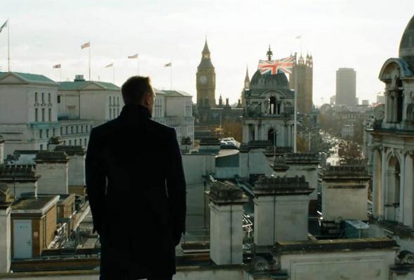 """007: Координаты """"Скайфолл"""" - Фото №25"""