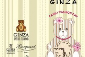 Family Fashion Day в ресторане Ginza