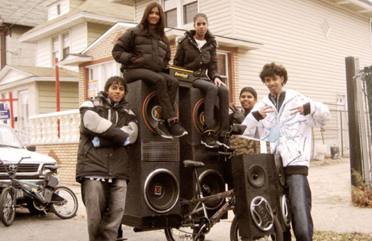 Bicycle Film Festival: Нью-Йорк