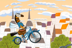 Большой Фестиваль Мультфильмов: Детская программа (Звери и птицы)