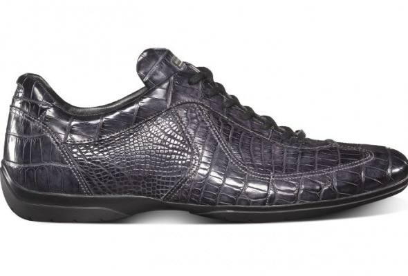 Santoni иMerсedes создали обувь для автолюбителей - Фото №3
