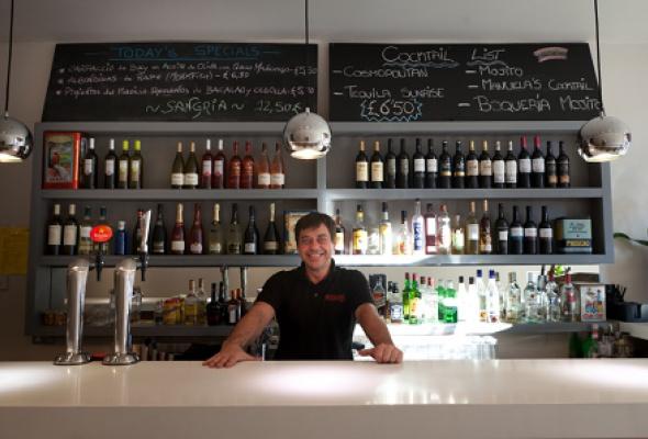 Mari Vanna: Лучший интерьер среди ресторанов Лондона - Фото №0