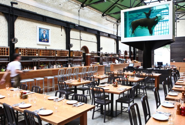 Mari Vanna: Лучший интерьер среди ресторанов Лондона - Фото №3