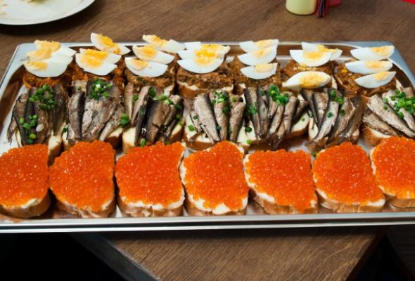 5мест сnew russian cuisine - Фото №4