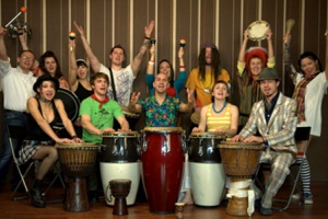 "Барабанная школа ""DrumTrain"""