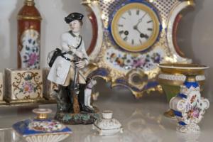 Коллекция фарфора и стекла XVIII-ХХI вв.