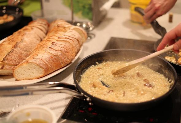 Открытие кулинарной студии «Шеф-повар» - Фото №0