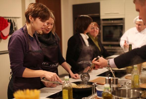 Открытие кулинарной студии «Шеф-повар» - Фото №1