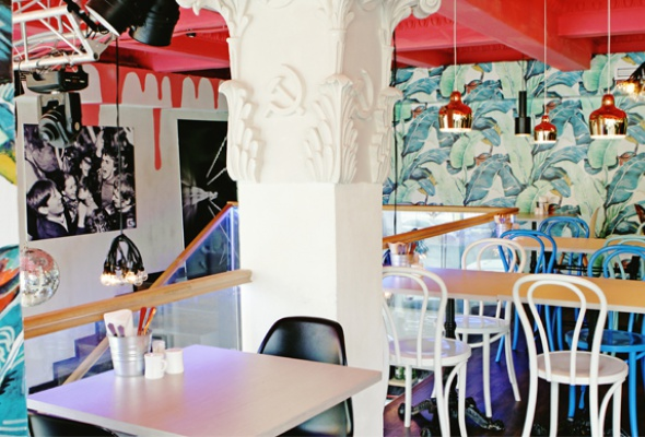 Geometria Cafe - Фото №2