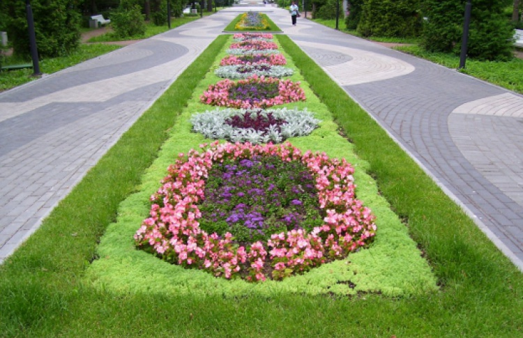 Зеленогорский парк культуры и отдыха