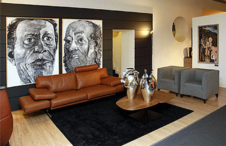 NEUHAUS, галерея дизайна и интерьера