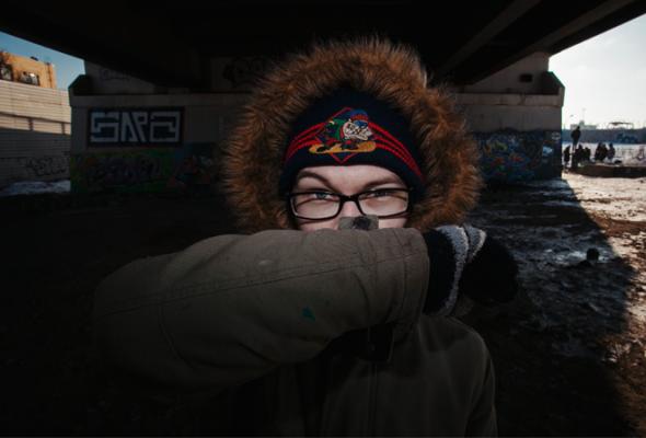 Встреча молодых граффитистов - Фото №8