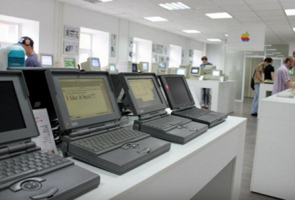 Музей техники Apple - Фото №1