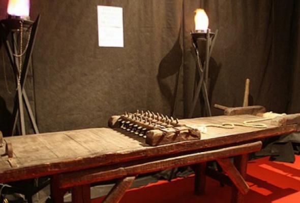 Музей истории телесных наказаний - Фото №1