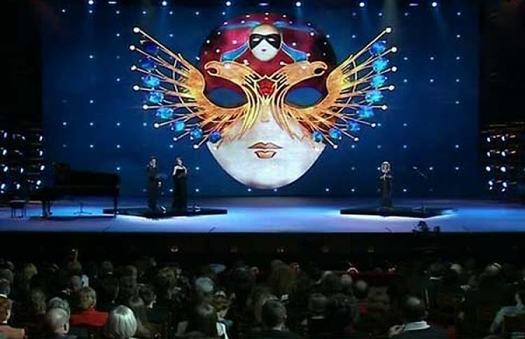 ВМоскве вручили «Золотые маски»