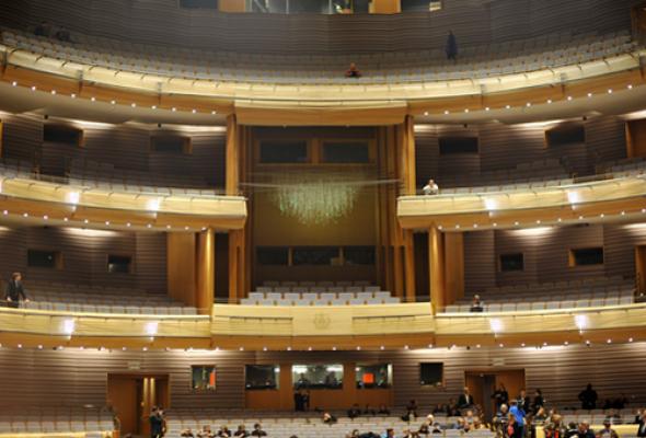 Новая сцена Мариинского театра - Фото №6