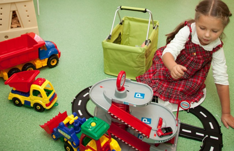 Центр детского развития «Чудо-Сад»