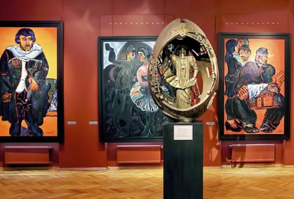 Галерея искусств Зураба Церетели - Фото №1