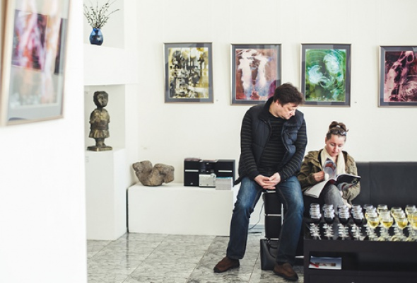 Галерея Коллекционного Искусства DiDi - Фото №1