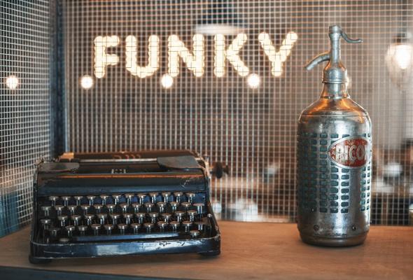 Funky Kitchen - Фото №2