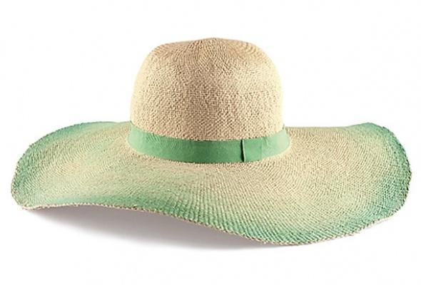 Где найти cоломенные шляпки - Фото №1