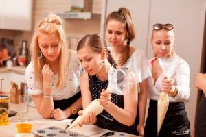 Кулинарные мастер-классы от «ХлебСоль»