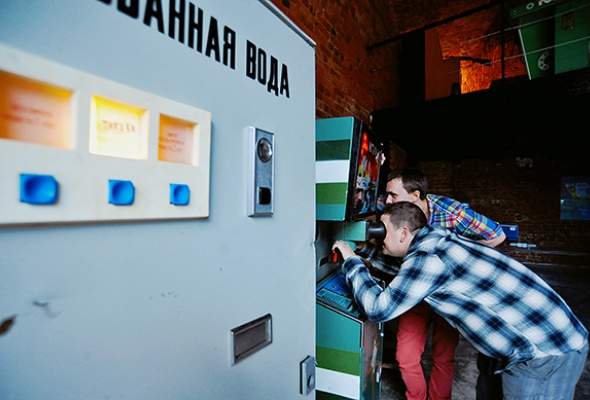 Музей советских игровых автоматов - Фото №0