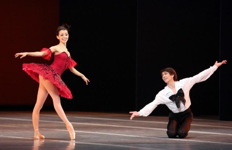 Итоги конкурса артистов балета ихореографов