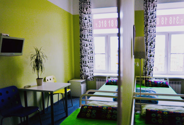21хостел вСанкт-Петербурге - Фото №21