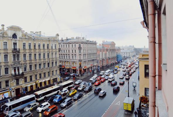 """Хостел """"Табурет"""" на Невском - Фото №1"""