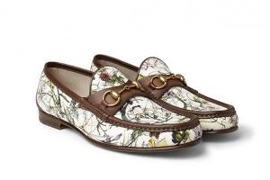 Коллекция обуви «1953» отGucci