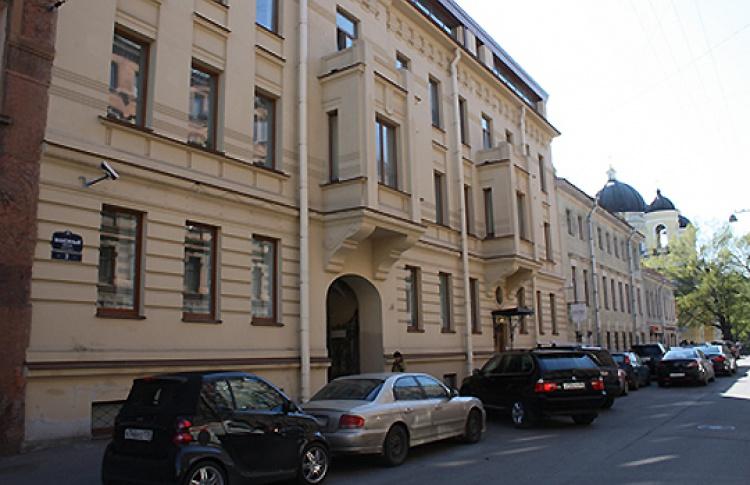 Государственный центр современного искусства (ГЦСИ) в Санкт-Петербурге