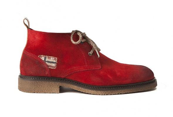 12пар мужских ботинок нараннюю осень - Фото №3