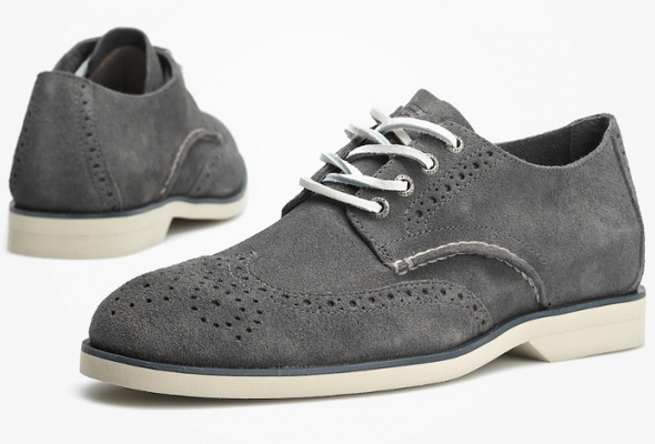 12пар мужских ботинок нараннюю осень - Фото №7
