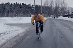 Велосипедист, Ездок наоборот, Велопоездка, Велосипед, Пещерный унисайклинг