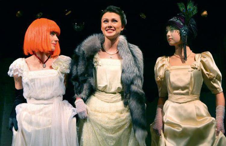 «Три сестры»: выбор Time Out