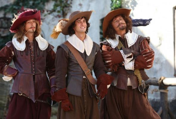 Три мушкетера - Фото №14