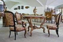Коллекция мебели XVIII — начала ХХ вв.