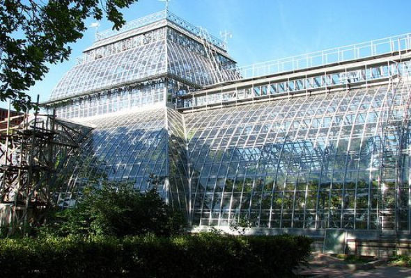 Ботанический сад Петра Великого - Фото №2