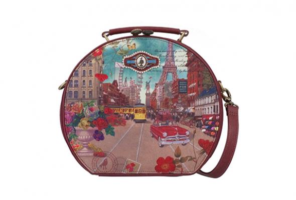 Первая коллекция дизайнерских сумок Pip Studio - Фото №4