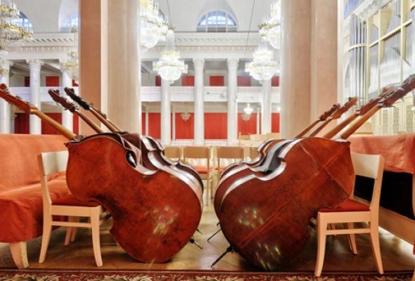 Большой зал Филармонии - Фото №0