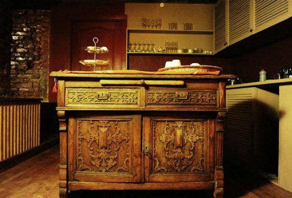 Театральная гостиная Vinci - Фото №1