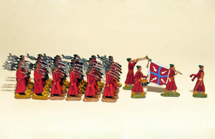 Музей оловянных солдатиков появится вгороде