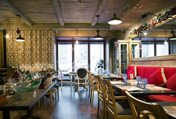 Рестораны десятилетия - Фото №13