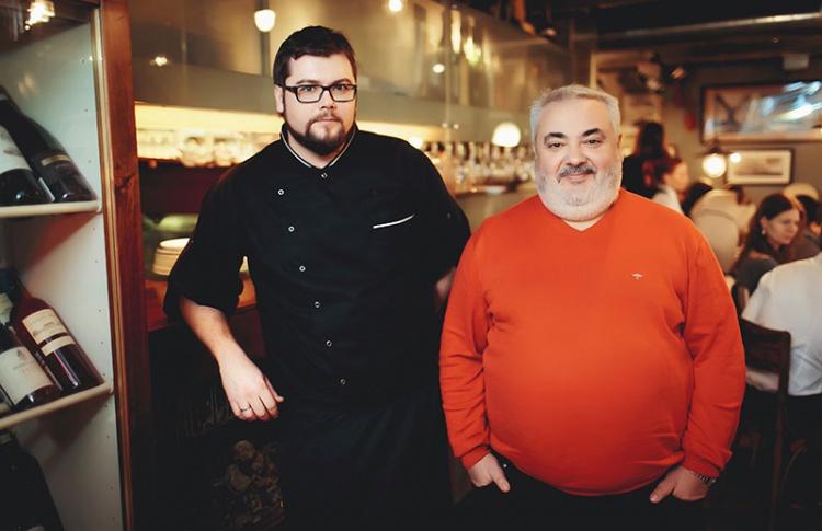 На месте «Матросской тишины» открылся ресторан La Perla Fish House