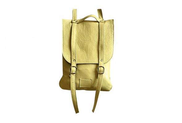 Где найти кожаный рюкзак - Фото №3