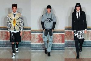 Frankie Morello: «Всянаша одежда построена наиронии»