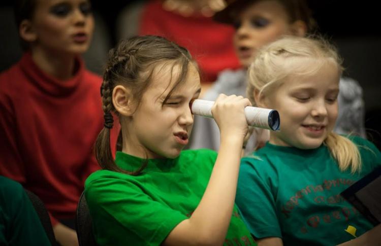 1 марта стартовал VII сезон Всероссийского творческого конкурса для талантливых детей «Звезда Удачи».