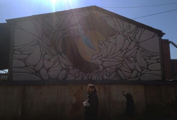 Первая экскурсия в Музее уличного искусства  - Фото №9